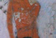 Dame in Orange I